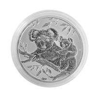Coin capsules internal Ø 41 mm - pack of 10, for 2 Oz Piedfort Koala – Bild 2