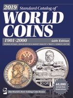 Standard Catalog of® WORLD COINS 1901 - 2000 (20. Jahrhundert) 2019