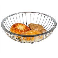 Formano Dekorations-Schale, rund, aus Chrom gefertigt, Länge: 28 cm, Höhe: 9 cm, Silber, Glänzend, 1 Stück