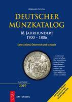Deutscher Münzkatalog 18. Jahrhundert 1700-1806