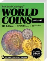 Standard Catalog of® WORLD COINS 1801-1900 (18. Jahrhundert) 2019