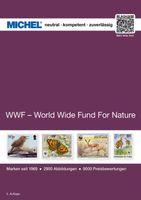 MICHEL Motivkatalog WWF World Wide Fund For Nature - Ganze Welt