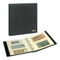 Set: Banknote Album SRS with 20 transparent pages for banknotes and matching slipcase – Bild 3