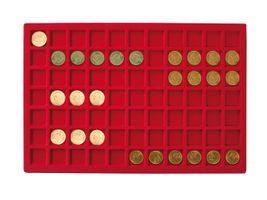 Valigetta di dimensioni maggiori per collezione di moente con 8 vassoi a vostra scelta – Bild 10