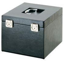 Boxen-Koffer COMPACT, 255 x 330 x 225 mm inkl. 8 Münzboxen nach Wahl – Bild 3