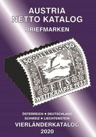 Austria Netto Katalog (ANK) Briefmarken Vierländer 2020