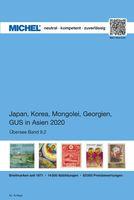 MICHEL Japan, Korea, Mongolei, Georgien, GUS in Asien-Katalog 2020 (ÜK 9/2)