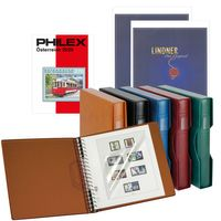 Austria - Illustrated album pages Year 2018-2019, incl. ring binder set (Order-No. 1124) and PHILEX Austria 2020 – Bild 1