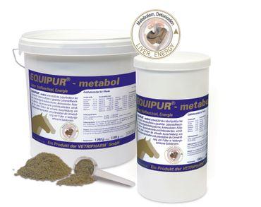 Equipur-metabol von Vertripharm
