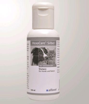 HexoCare Silber Shampoo