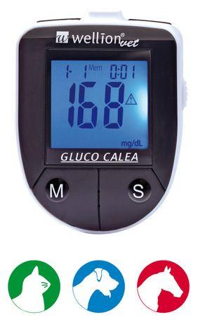 WellionVet Gluco Calea Blutzuckermessgerät