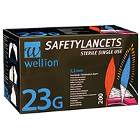 Wellion Lanzetten