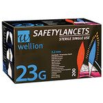 Wellion Lanzetten 001