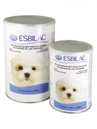 Esbilac Milchaustauschfutter, leicht lösliches Pulver für neugeborene Hunde