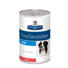 Hill´s Prescription Diet Canine d/d Dosen Lachs