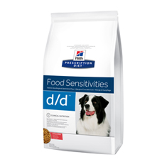 Hill´s Prescription Diet Canine d/d Lachs/Reis Trockenfutter
