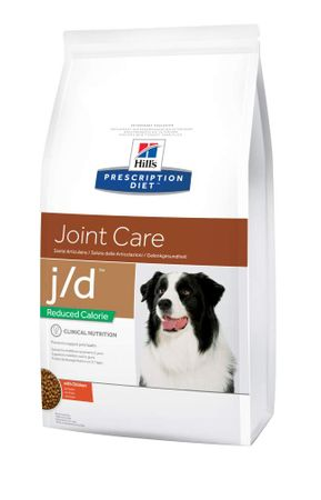 Hill´s Prescription Diet Canine j/d Reduced Calorie Gelenkgesundheit