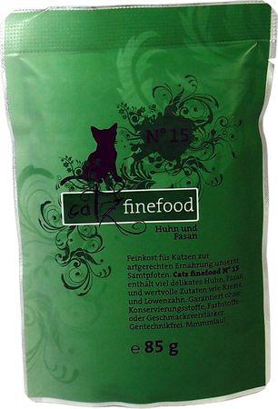 Catz Finefood Huhn und Fasan