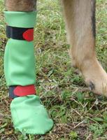 DogGusti  wasserdichter Pfoten-Verbandschutz für Hunde – Bild 3