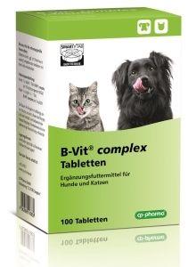 B-Vit complex - Aromatisierte B-Vitamin Tabletten
