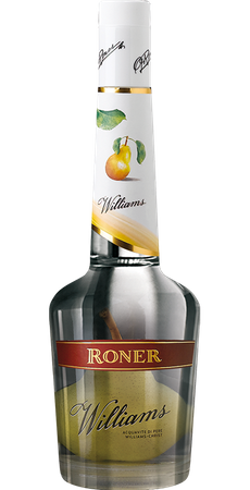 Roner Williams mit Birne 38 % vol. 0,7 l