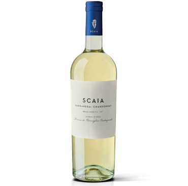 SCAIA Bianca Garganega / Chardonnay, Veneto IGT, Tenuta S. Antonio, Jahrgang 2016