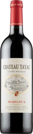 Chateau Tayac, Margaux A.C., Cuvée Nicolas, Medoc, Bordeaux, Frankreich, Jahrgang 2015