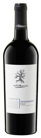 """Negroamaro Puglia IGP """"I Tratturi"""", Feudi di San Marzano, Apulien, Italien (0,75 l) 2017"""