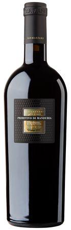 Sessantanni Old Vines Primitivo di Manduria DOP, Cantine San Marzano, Apulien, Italien (0,75 l) 2015