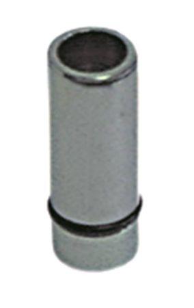 """Standrohr Aussen 20mm mit O-Ring Größe 3/4"""" Höhe 54mm Messing"""