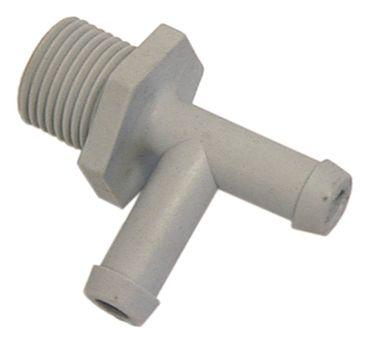 Comenda T-Stück für Spülmaschine Kunststoff