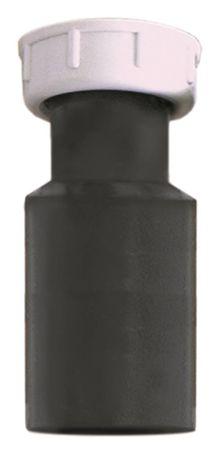 """Ablaufanschluss gerade 1¼"""" Kunststoff Schlauchanschluss 32mm"""
