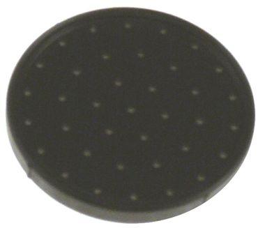 Sieb für Handbrause Bohrung 1mm ø 36mm Höhe 4,2mm