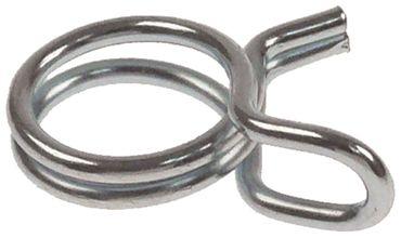 Fagor Drahtschelle Drahtstärke 1,5mm Stahl verzinkt