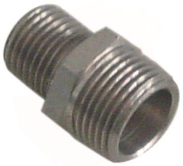 Lamber Doppelnippel für Spülmaschine 015-24L, L21, L20 CNS