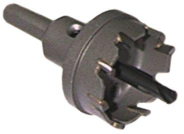 Lochsäge ø 33mm Hartmetall Materialstärke bis 4,0mm 10mm
