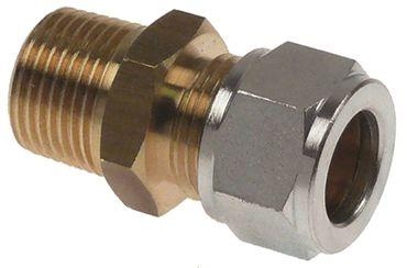 Ambach Rohrverschraubung für Backofen Gas GRG-70, KMG-50, GY-40