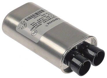 ACP Kondensator Anschluss F6,3 Breite 52mm 50/60Hz Höhe 32mm