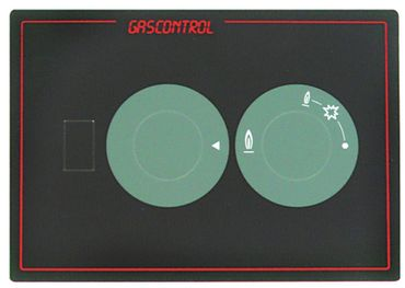 Küppersbusch Tastaturfolie für FGH617, FGH417, FGH507