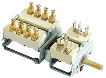 Angelo-Po Nockenschalter für Backofen Elektro, Elektroherd