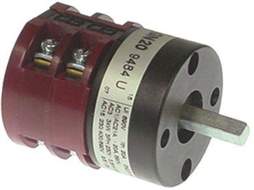 ATA Drehschalter GN209484U für Spülmaschine AL45D, AL40D, AF61D