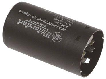 Anlaufkondensator 50/60Hz 108-130µF 220V