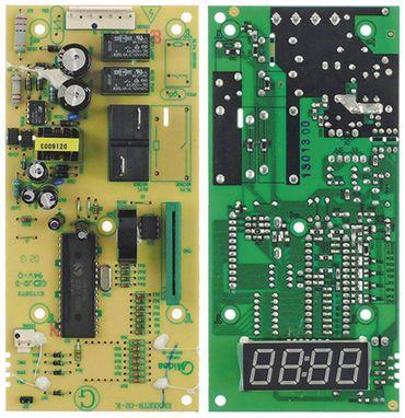 ACP Platine für Mikrowelle RMS510T Breite 80mm Länge 165mm
