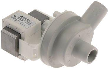 HANNING DPS25-383N Ablaufpumpe Ausgang 24mm Eingang 24mm 50Hz 30W