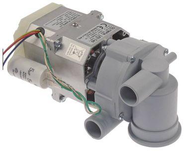 OLYMPIA L63.T40 Pumpe für Spülmaschine Dihr GS-40-RL09, Kromo