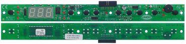 Unox Bedienplatine für XF135, XF185, XF195 Breite 27mm