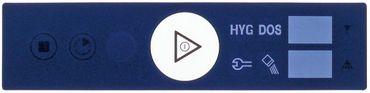 Hobart Tastaturfolie für FX, GX, AMX, AMX-10HL Breite 45mm