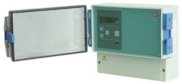 AKO Datenlogger 15716 für NTC Einbaumaß 242x184mm AC /0-20mA 4