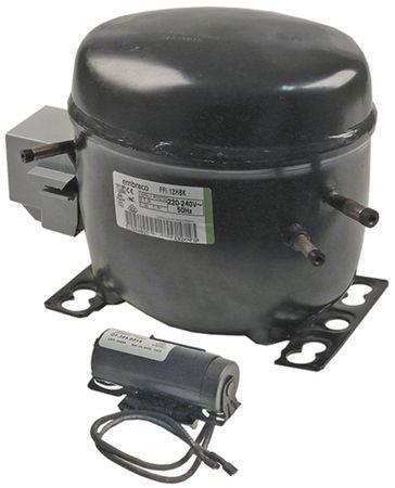Cookmax Kompressor FFI12HBX 50Hz 10,8kg Höhe 180mm 11,15 cm³