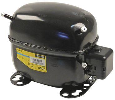 DANFOSS/SECOP SC10G Kompressor 50Hz 13,1kg Höhe 199mm 10,29 cm³